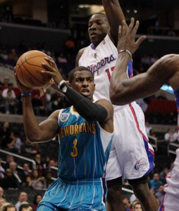 Time for beast-mode-Chris Paul tonight