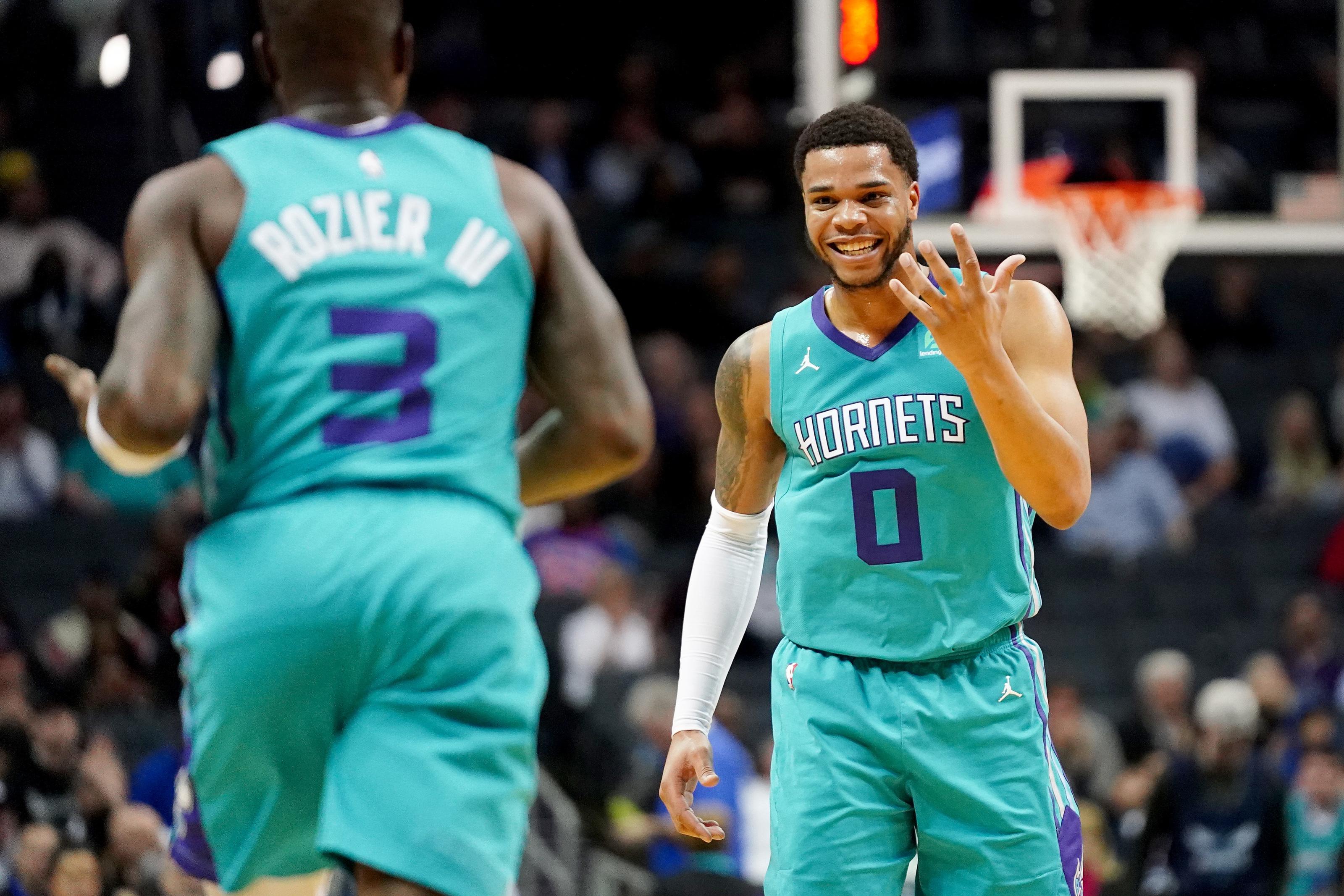 Using Nba 2k20 To Finish The Charlotte Hornets 2019 20 Season