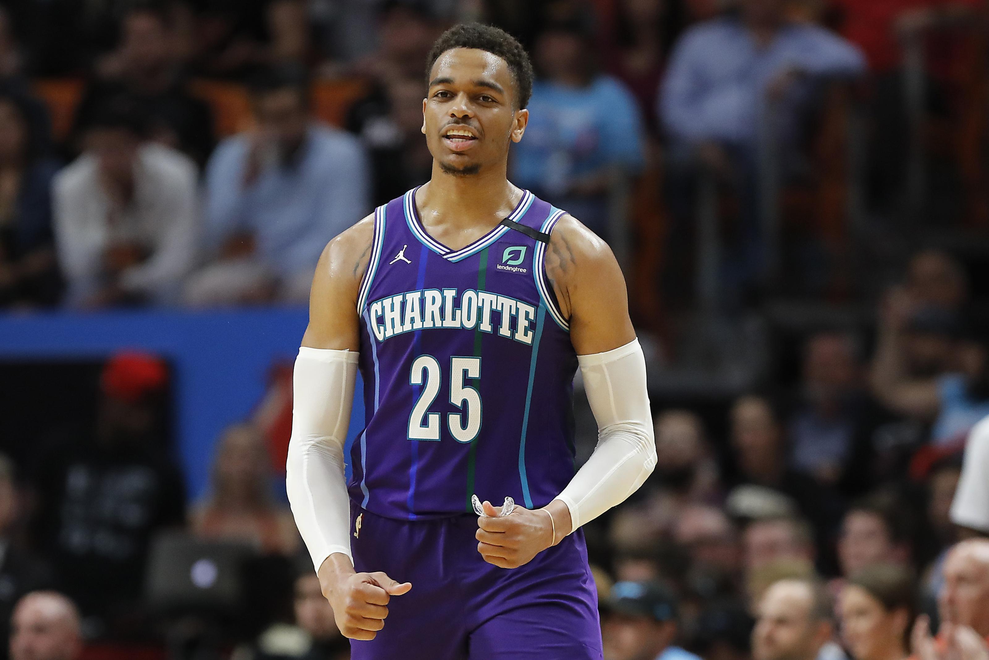 Charlotte Hornets: Grading P.J. Washington's 2019-2020 season