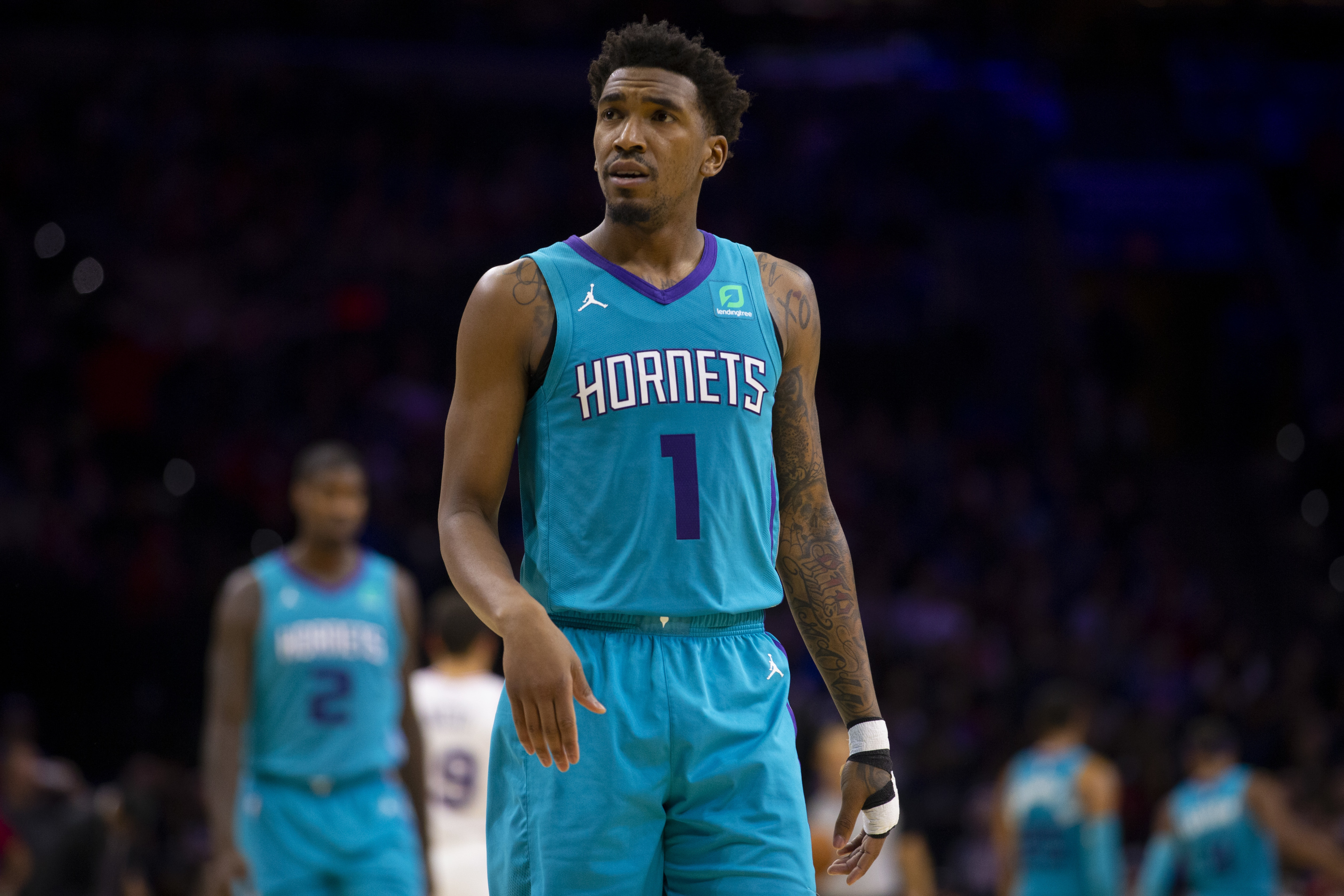 Charlotte Hornets Lonzo Ball Pleads With Malik Monk About Jersey
