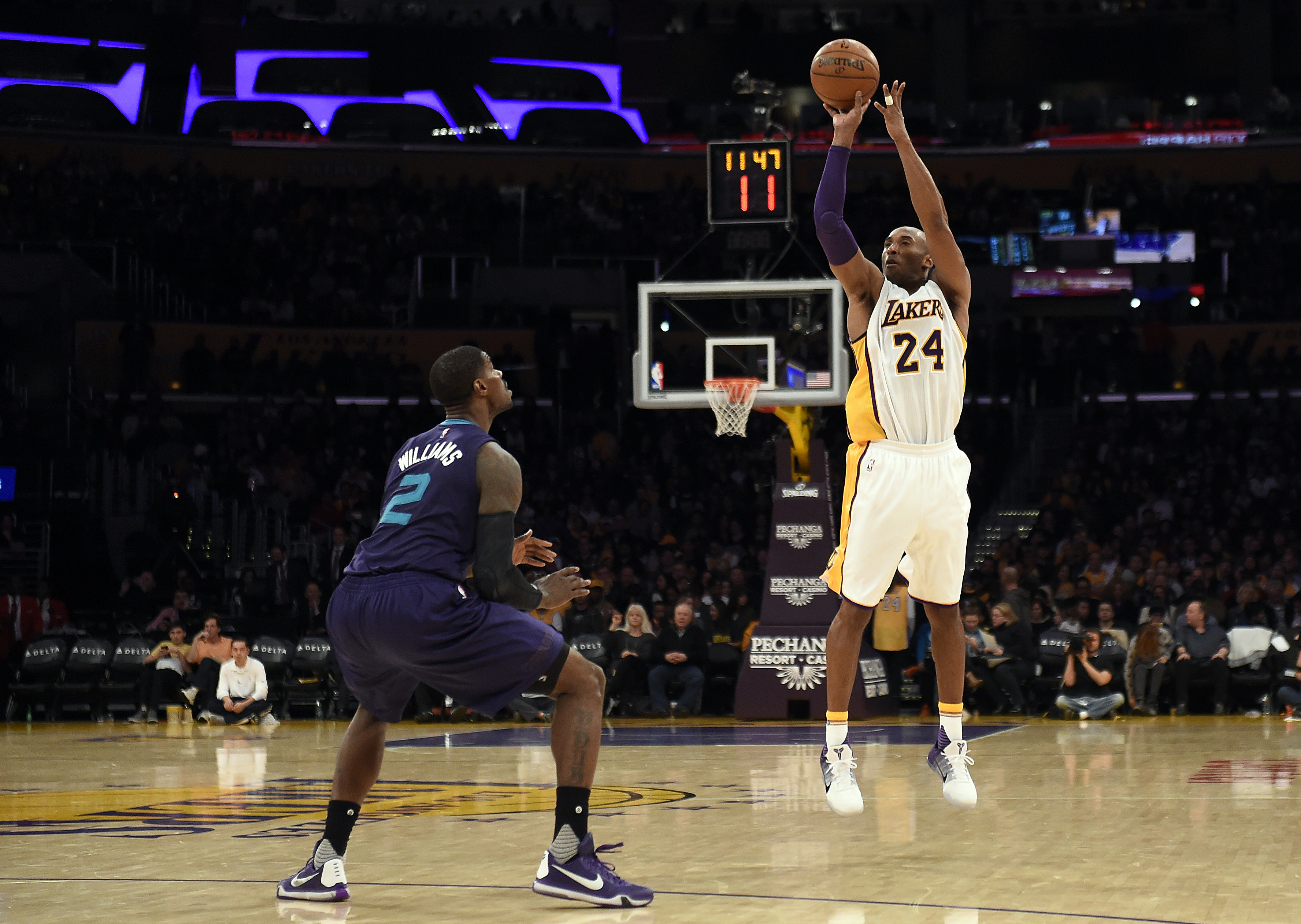 Charlotte Hornets  The Pick That Never Was  How the Trading of Kobe ... fe2626f96